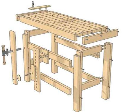 perfect workbench furniture cabinetmaking magazine woodworkersinstitutecom