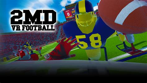 2md Vr Football Game  Ps4 Playstation
