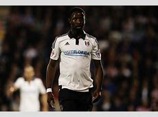 Fulham's Moussa Dembele is developing into one of the