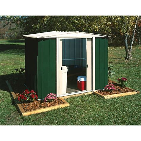 8x6 metal storage shed rowlinson metal apex shed without floor 8x6 wickes co uk