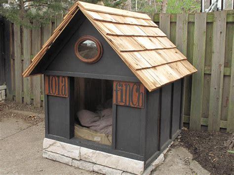 hundehütte selber bauen flachdach hundeh 252 tte selber bauen ideen