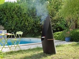 Cheminée Barbecue Exterieur : diagofocus focus ~ Preciouscoupons.com Idées de Décoration