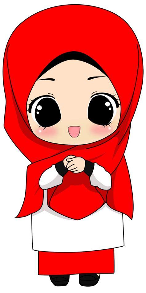 fizgraphic freebies doodle hijab comel