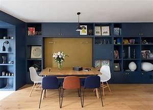 couleur de peinture pour salon et salle a manger With quelle couleur pour mon salon 4 80 idees dinterieur pour associer la couleur prune