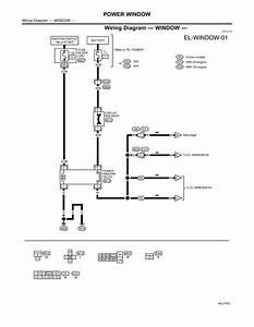 2000 Nissan Xterra Power Window Wiring Diagram