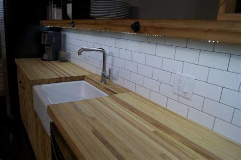 led light shelves kitchen contemporary
