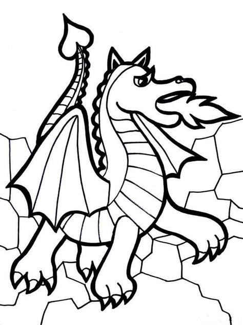 dragons coloring pages   print dragons