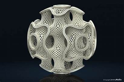 3d Objects Printing Printed Ball Printers Cool