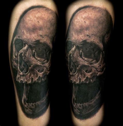 Latest Biomechanical Tattoos Find