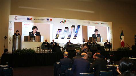 Chambre De Commerce Franco Mexicaine Inauguration Du Forum D Affaires Franco Mexicain 2017 La