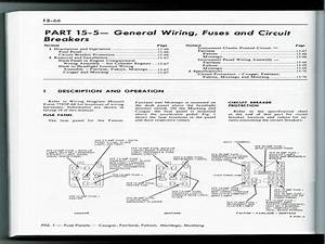1965 Mustang Fuse Panel    Fuse Box Diagram  - Ford Mustang Forum