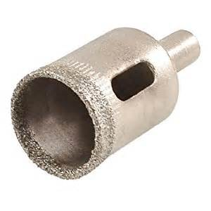 20mm diamond tipped drill bit ceramic tile glass hole saw