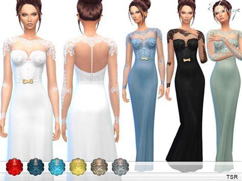 Monysousa: Wedding Dresses Pack ? Sims 4 Downloads