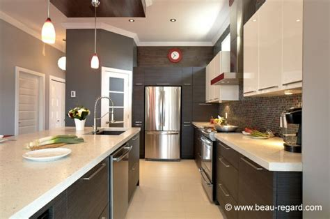 armoire de cuisine thermoplastique style contemporain