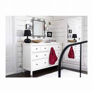 Ikea Commode Blanche : commode 8 tiroirs blanche ~ Teatrodelosmanantiales.com Idées de Décoration