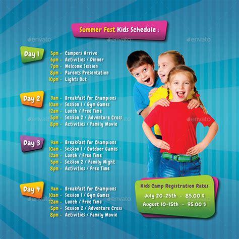 kindergarten brochure templates  premium templates