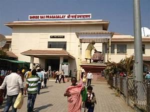 Entrance gate -... Shirdi Sansthan