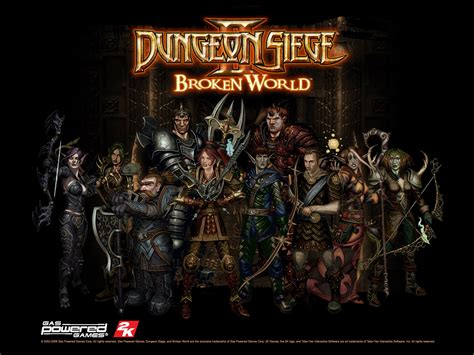 dungeon siege 3 best character dungeon team