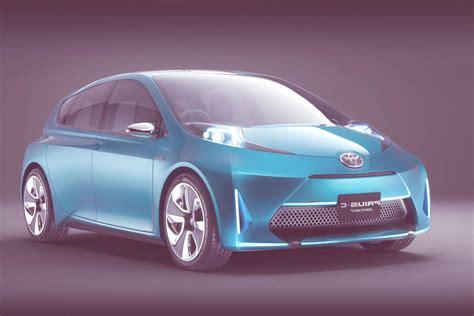 Toyota Prius C Concept 35 Cochesecocom