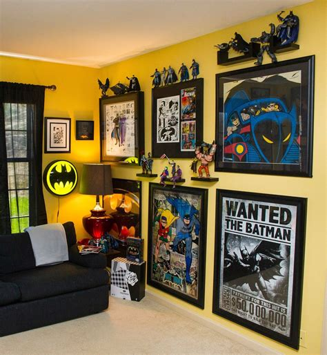 comic themed bedroom geek room ideas visit to grab an amazing super hero shirt now on sale super hero lovers