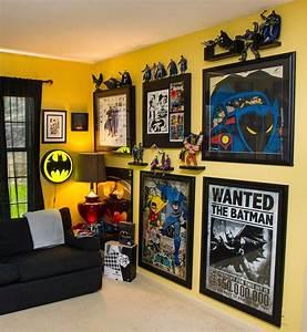 Geek room ideas