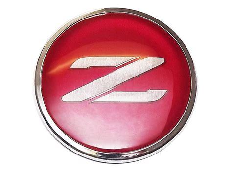 Jdm Z Emblem (red/silver), Z1 Motorsports