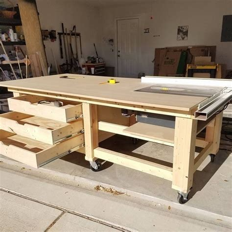 table  workbench ryobi nation projects