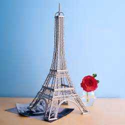 eiffel tower centerpiece wedding table decorations