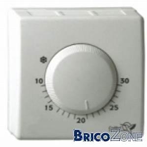 Thermostat Radiateur Electrique : thermostat radiateur lectrique ~ Edinachiropracticcenter.com Idées de Décoration