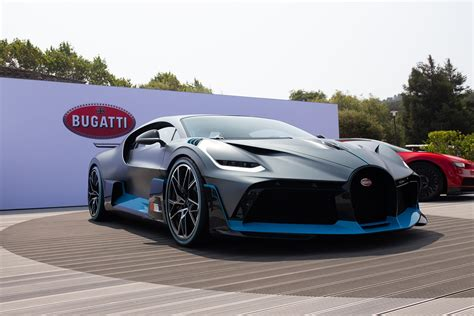 Bugatti's New Divo Is A Reworked Chiron Promising Improved