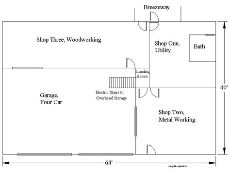 auto shop layout  layout room