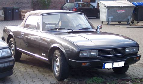File:Peugeot 504 Coupe vr.jpg - Wikimedia Commons