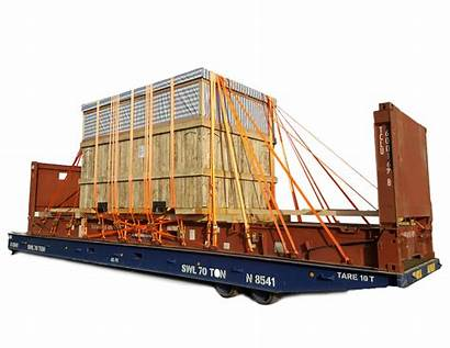 Cargo Lashing Service Secure Loading Container Shipping