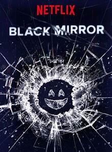 Black Mirror Font