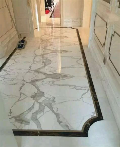 Got You Tiptoeing On My Marble Floors by Flooring Ideas Home Center