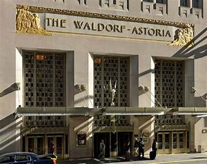 Is The Waldorf Astoria About To Convert Hotel Space Into