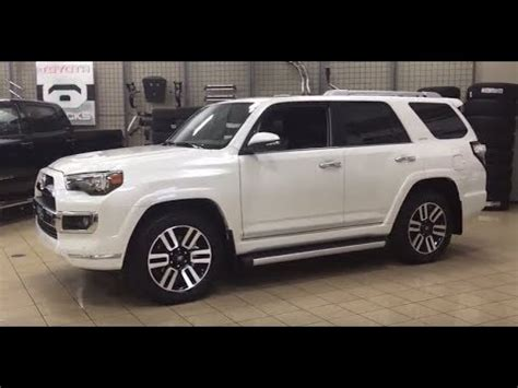 2018 Toyota 4Runner Limited Reviews
