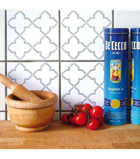 stickers pour faience cuisine stickers pour carrelage cuisine ou salle de bain souk