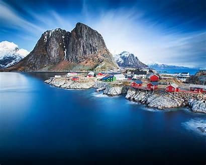 Desktop Wallpapers Norway Hamnoy Lofoten Wallpapers13