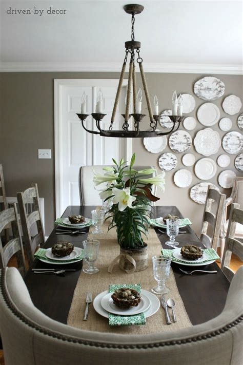 Decorating Your Dining Room Musthave Tips  Driven By Decor