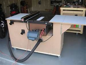 Table Saw Cabinet  I U0026 39 M Gonna Need This For All The Diy
