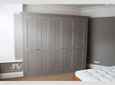 Fitted wardrobes, bookshelves and Alcove cupboards top
