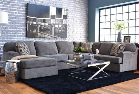 Mixture Of Beautiful Blue And Grey Living Room Ideas