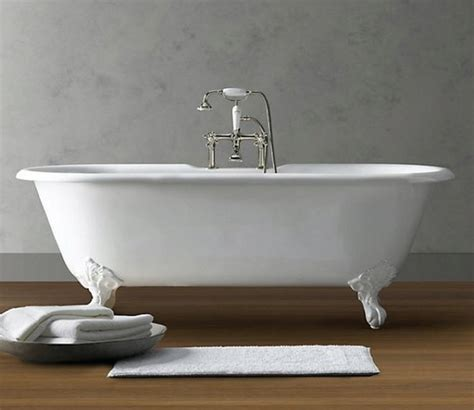 Modern Bathroom With Clawfoot Tub by Clawfoot Tubs Traditional Design For Modern Bathroom