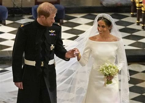 meghan markle prince harry wedding  break royal