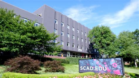 college of and design atlanta atlanta ga scad locations college of and