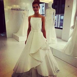 angel sanchez wedding dress fall 2014 collection photo With wedding dress instagram