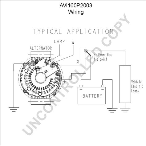 International Alternator Wiring Diagram by Avi160p2003 Product Details Prestolite Leece Neville