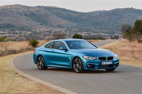 Bmw 4 Series New Model by The New Bmw 4 Series Range Now Available In South Africa
