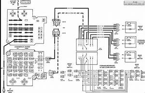 Wire Diagram 1993 Chevrolet 1500